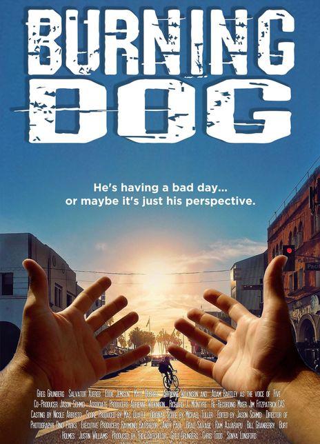 2020美国惊悚《炙热纠缠/燃烧的狗》BD1080P.中英双字