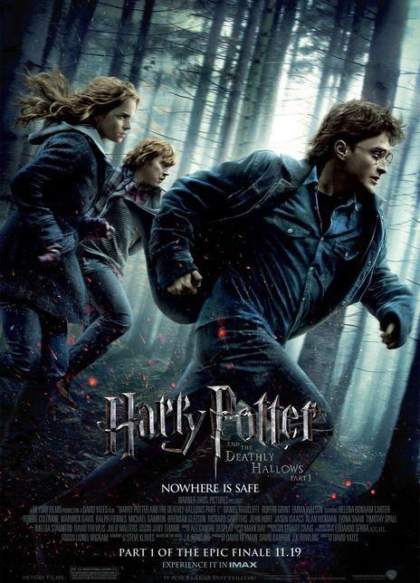 2010美国8.2分冒险奇幻片《哈利·波特与死亡圣器(上)》BD1080p.国英双语.中英双字