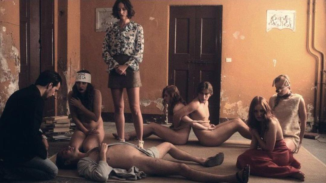 2014 意大利《爱娃布劳恩》索多玛120天的现代激情版