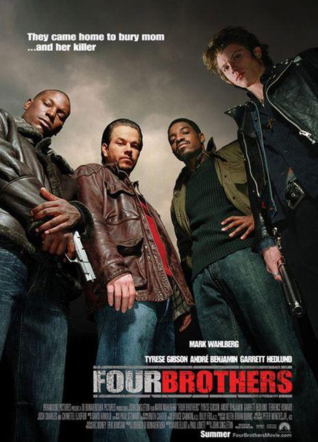 四兄弟 2005美国悬疑动作片 BD1080p. 高清下载