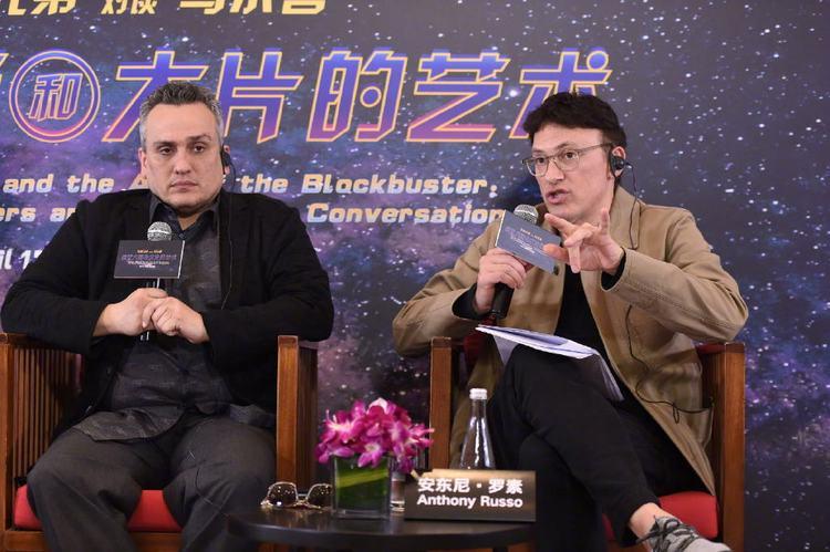 """中国粉丝对《复联4》热情高涨,导演罗素兄弟称像""""恋爱关系""""  第4张"""