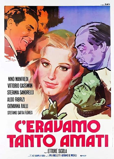 1974意大利高分喜剧《我们如此相爱》BD1080P.中意双字