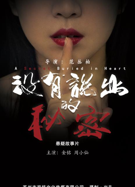 2021剧情悬疑《没有说出的秘密》HD4K.国语中字