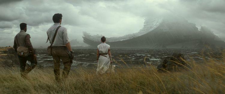 """《星球大战9》发布预告片,系列终结作定名""""天行者崛起""""  第6张"""
