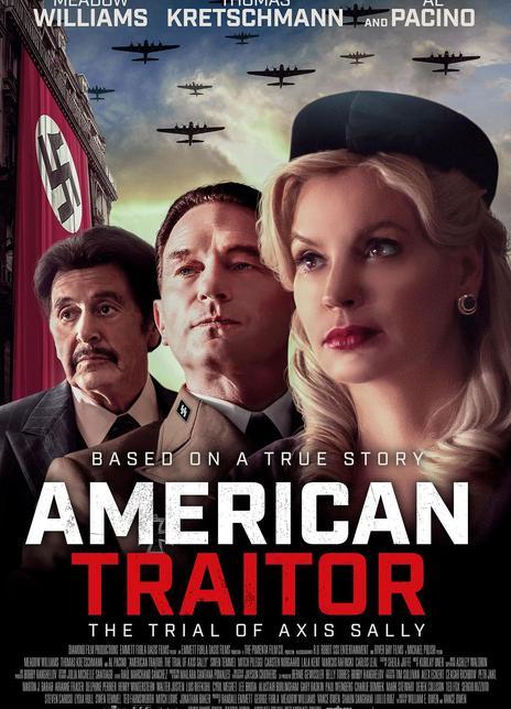 美国叛徒:轴心莎莉的审判2021传记战争 HD1080P.中英双字