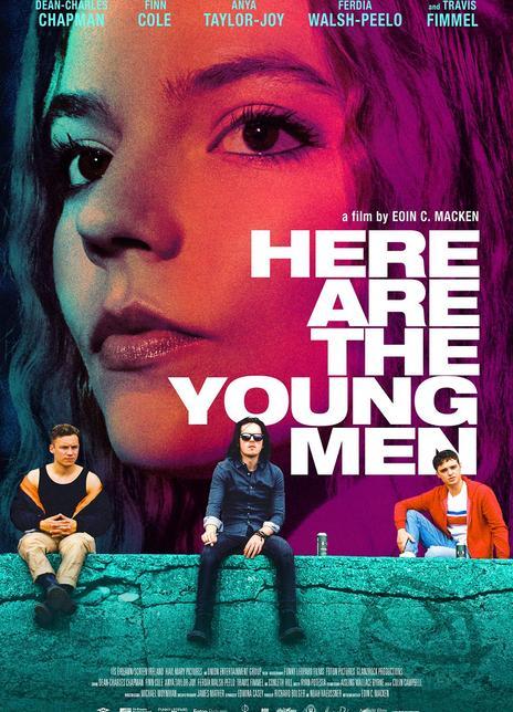 2020美国剧情《年轻人在此》BD1080P.中英双字