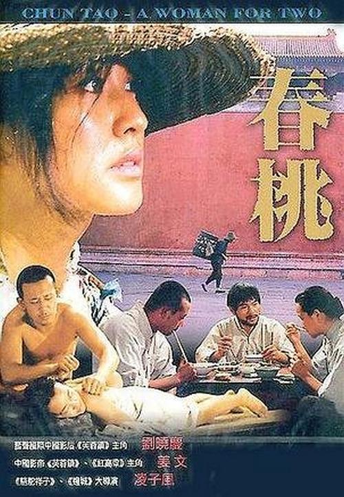 1988刘晓庆高分剧情《春桃》DVDRip.国语无字幕