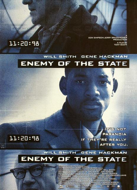 国家公敌/全民公敌 1998威尔史密斯高分 BD720P.高清下载