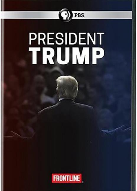 2017年 特朗普總統[美國夢將何去何從]