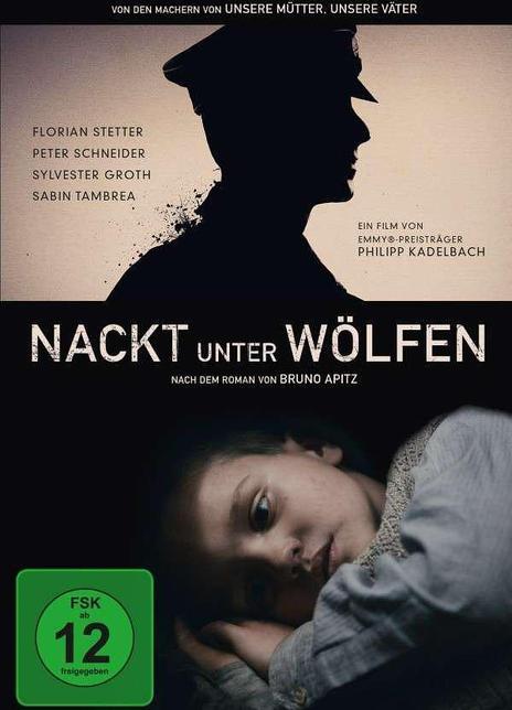 2015高分歷史戰爭《裸露在狼群》BD1080P.國德雙語.中德雙字