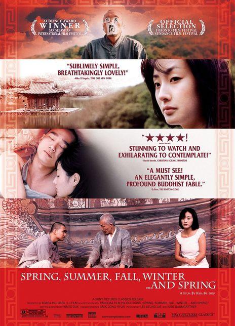 2003金基德高分劇情《春夏秋冬又一春》BD720P.高清韓語中字