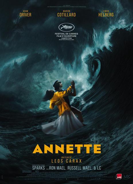 安妮特 2021法国爱情歌舞 HD1080P.中英双字