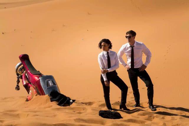 好莱坞科幻动作大片《黑衣人》新作来了!提前预定今夏必看!  第8张