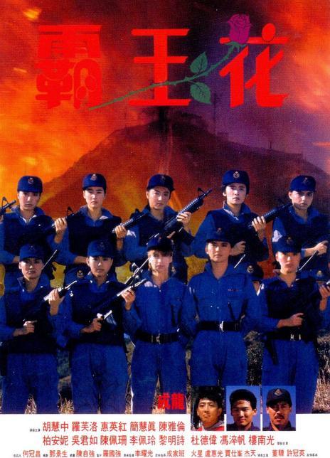 1988香港经典动作片《霸王花》BD1080P.国粤双语.中英字幕