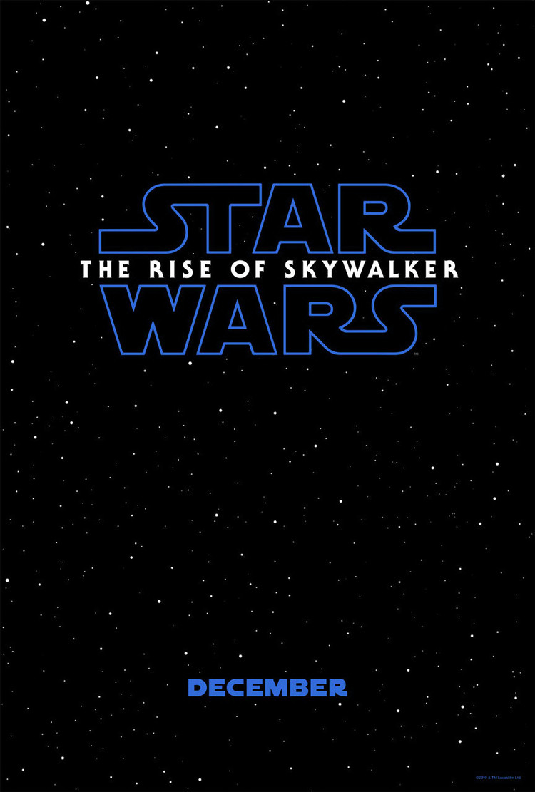 """《星球大战9》发布预告片,系列终结作定名""""天行者崛起""""  第1张"""