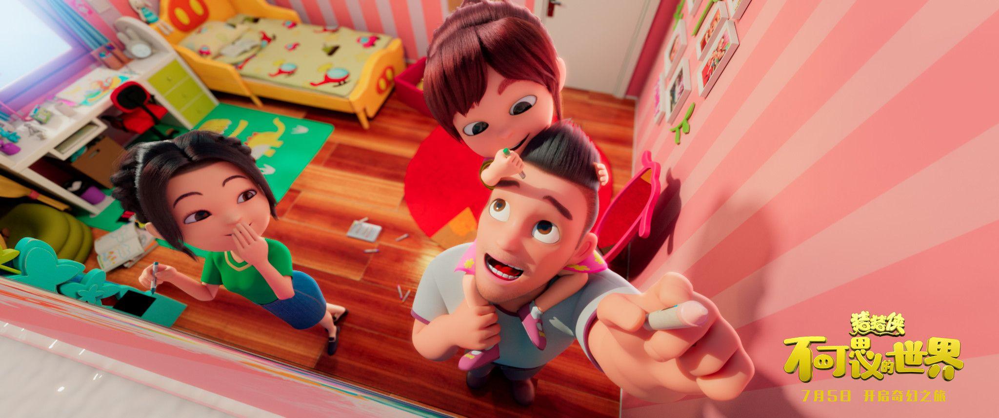 家长看完会反思的亲子成长影片,《猪猪侠》大