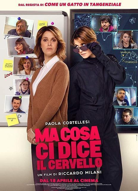 2019意大利喜劇《特務媽咪/勢不可擋》BD1080P.意大利語中字