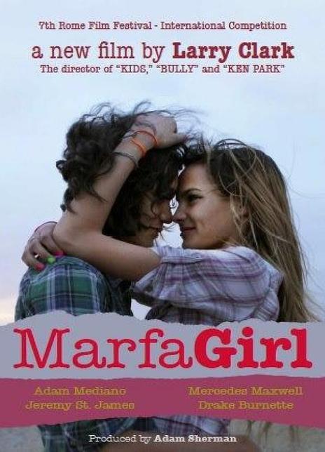 2012 美国《马尔法女孩》著名摄影师拉里·克拉克自编自导的电影