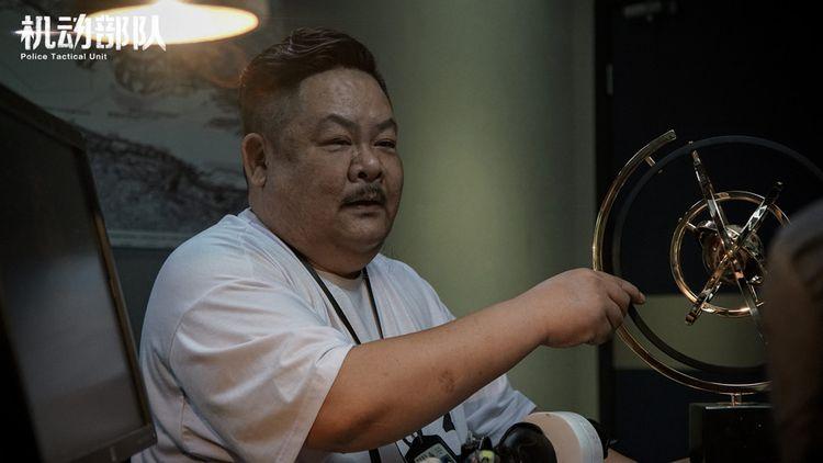 《机动部队》定档5月6日,林峯蔡卓妍再掀港剧热潮  第10张