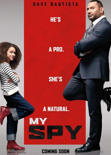 2020美国喜剧《我的间谍》BD1080P.中英双字
