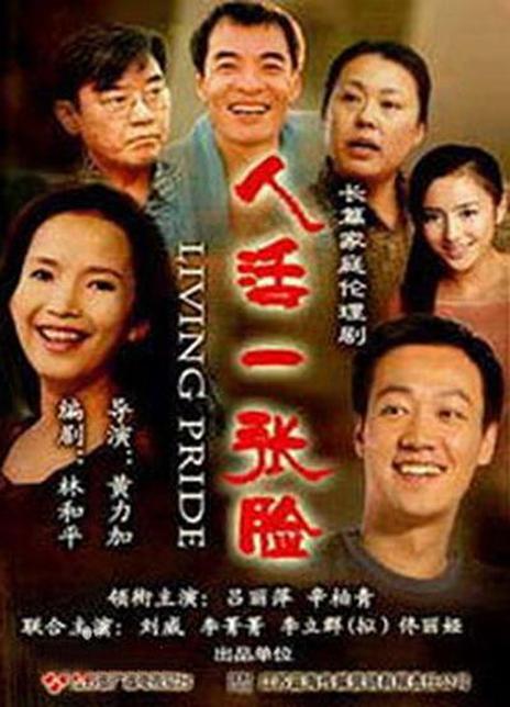 2008高分國產劇《人活一張臉》全集