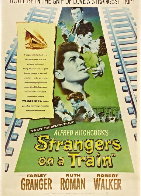 火车怪客 1951高分惊悚犯罪 BD720P.高清迅雷下载