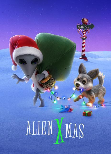 2020奇幻动画《外星圣诞劫》HD720P&HD1080P.英语中字