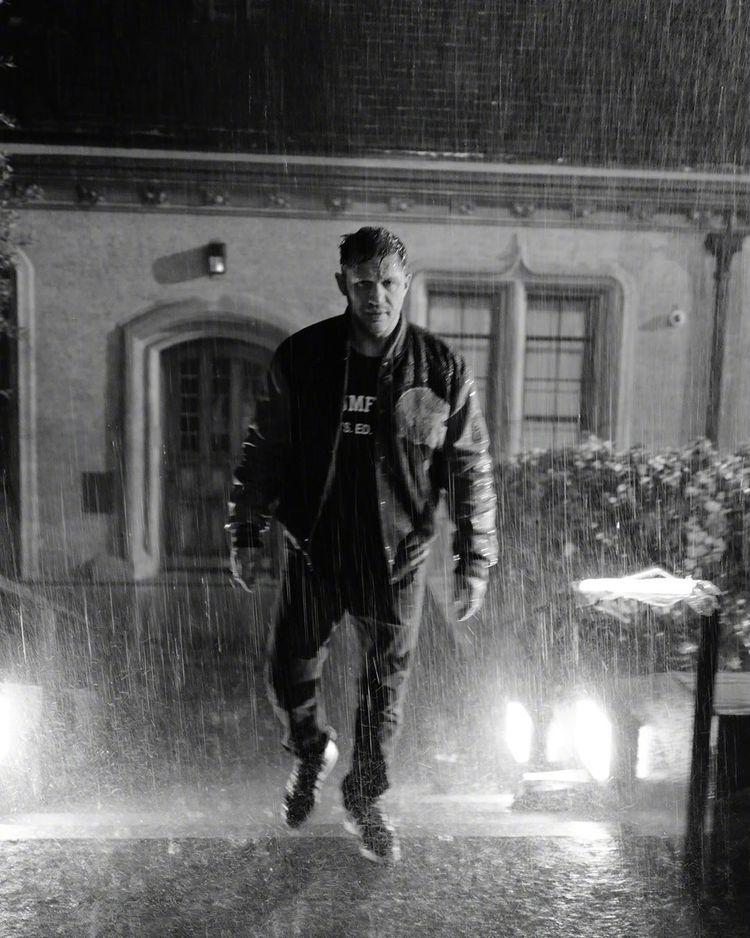 漫威超英电影《毒液2》全戏杀青,多张片场照首次曝光