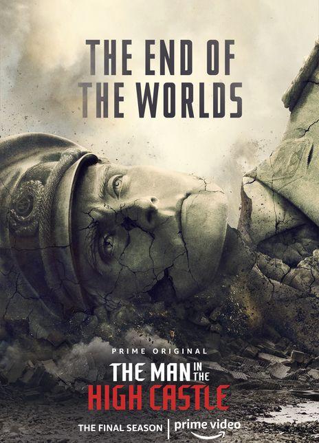 高堡奇人 第一季海报封面