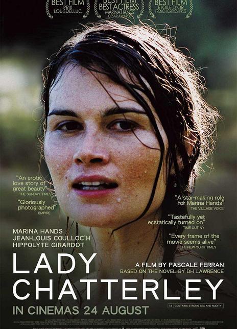 2006 比利时《查泰莱夫人的情人》本片根据英国作家劳伦斯的同名小说改编