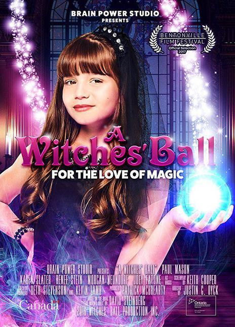 2017 加拿大《巫婆的舞会》小魔女大挑战
