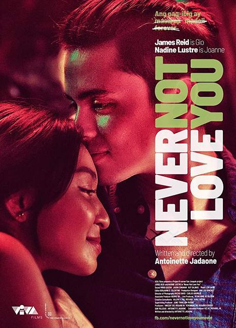 2018 菲律宾《无可救药爱上你》讲述了一对年轻恋人的故事