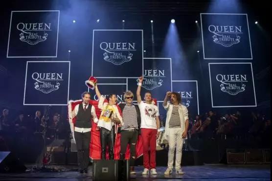 QUEEN REAL TRIBUTE皇后致敬乐队世界巡回演唱会  第2张