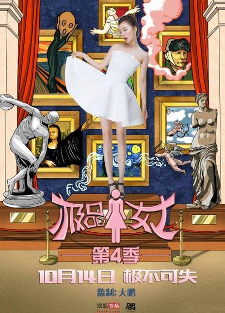 2013-2015喜剧《极品女士》1-4集全集打包 HD1080P国语中字