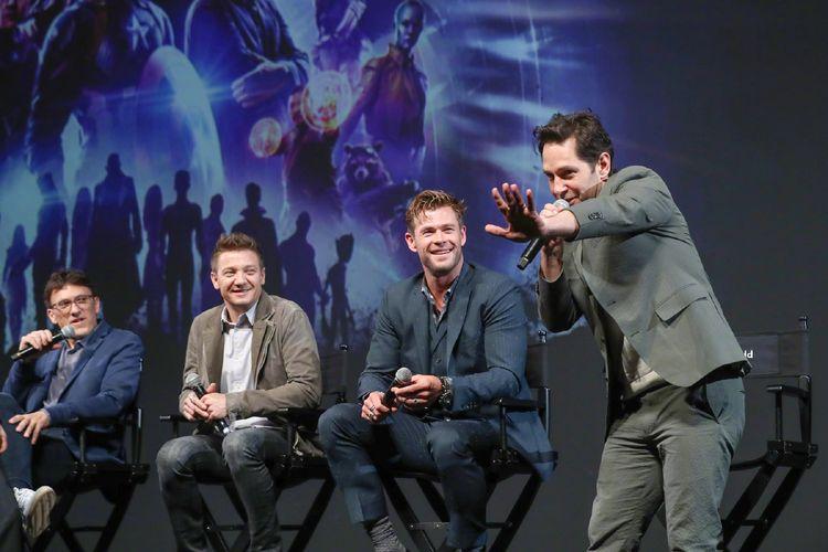 复联4宣发成本破2亿美元,创漫威新纪录,中国首映排面大  第6张