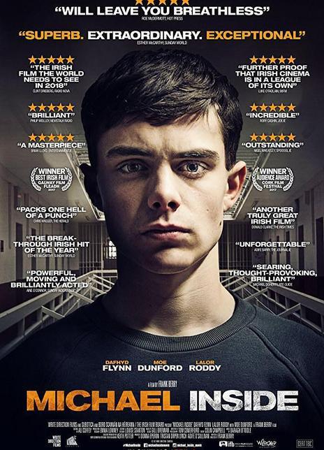 2017 愛爾蘭《少年囚徒》講述了一個易受影響的青少年邁克爾·麥克雷的故事