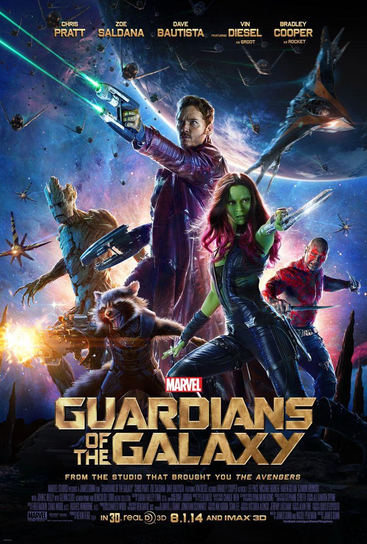 外媒票选漫威最受欢迎电影角色,钢铁侠美国队长并列夺冠  第5张