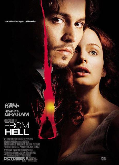 2001约翰尼德普悬疑惊悚《来自地狱/开膛手杰克》BD1080P.中英双字