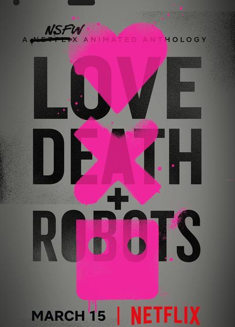 2019高分科幻動畫《愛,死亡和機器人》18集全.HD1080P.中英雙字