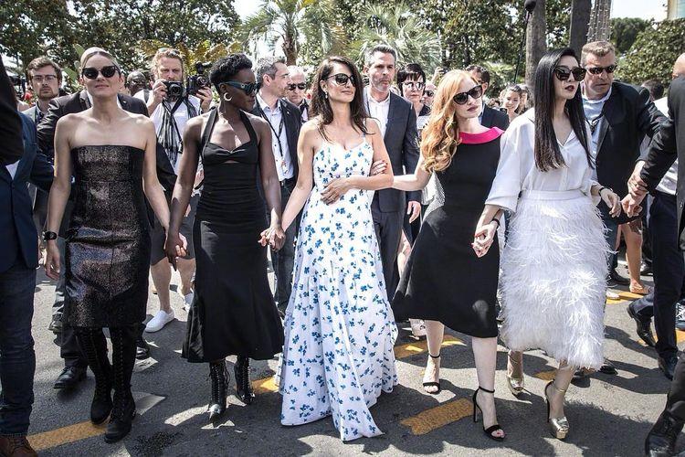 外媒曝范冰冰确定复出,将与4位好莱坞女星回归动作大片  第3张