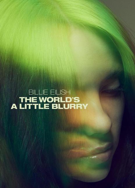 2021高分纪录片《碧丽·艾莉许:模糊世界》HD1080P.中英双字