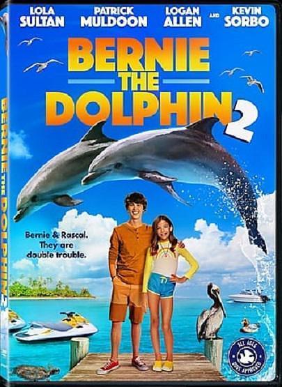 2019 加拿大《海豚伯尼2》伯尼回來了,孩子們都很高興