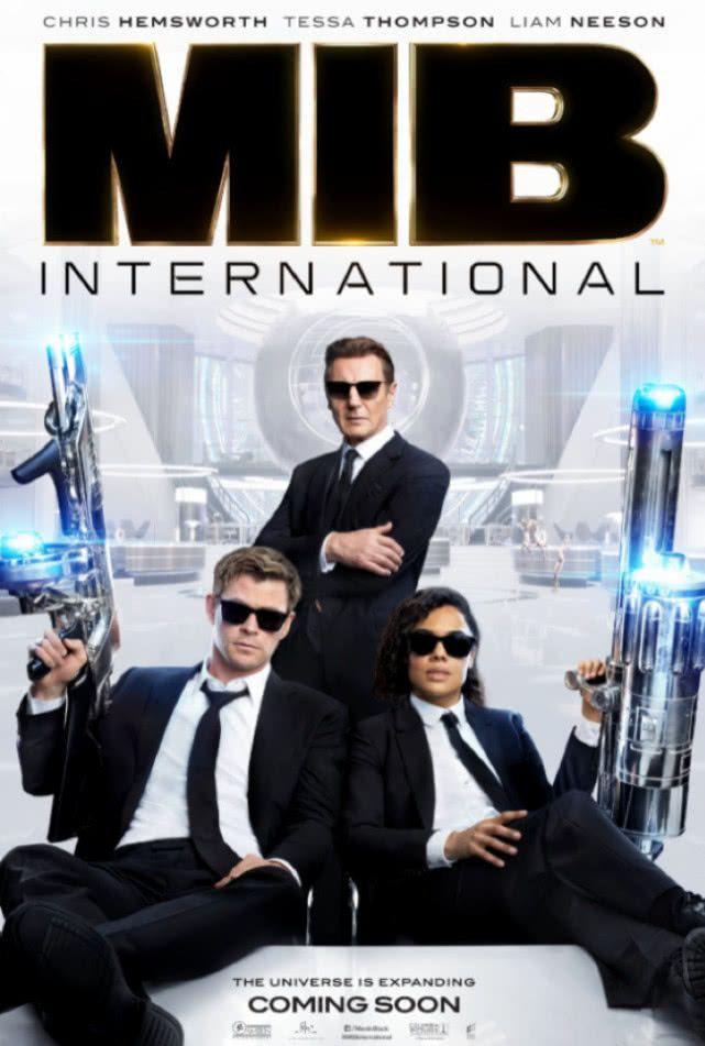 好莱坞科幻动作大片《黑衣人》新作来了!提前预定今夏必看!  第1张