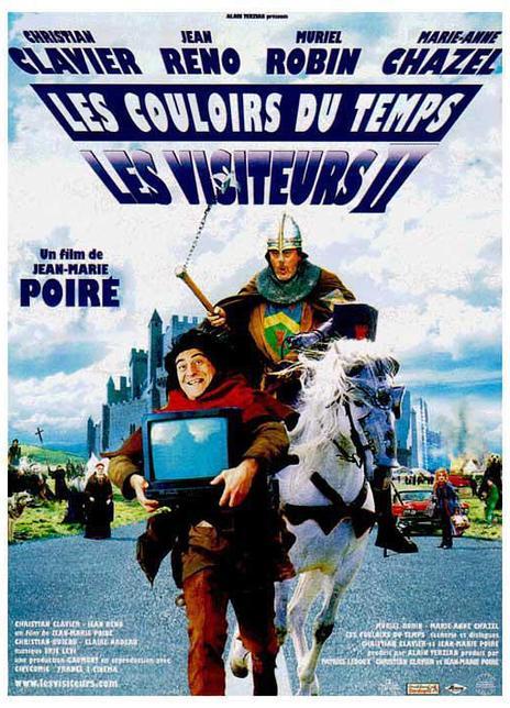 1998讓雷諾奇幻喜劇《時空急轉彎2》BD720P.國法雙語.中字