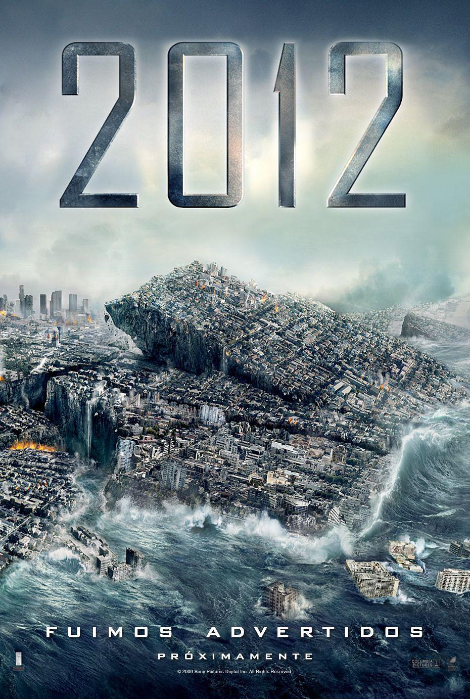 2009科幻灾难《2012/2012世界末日》BD1080P.国英双语.高清中英双字