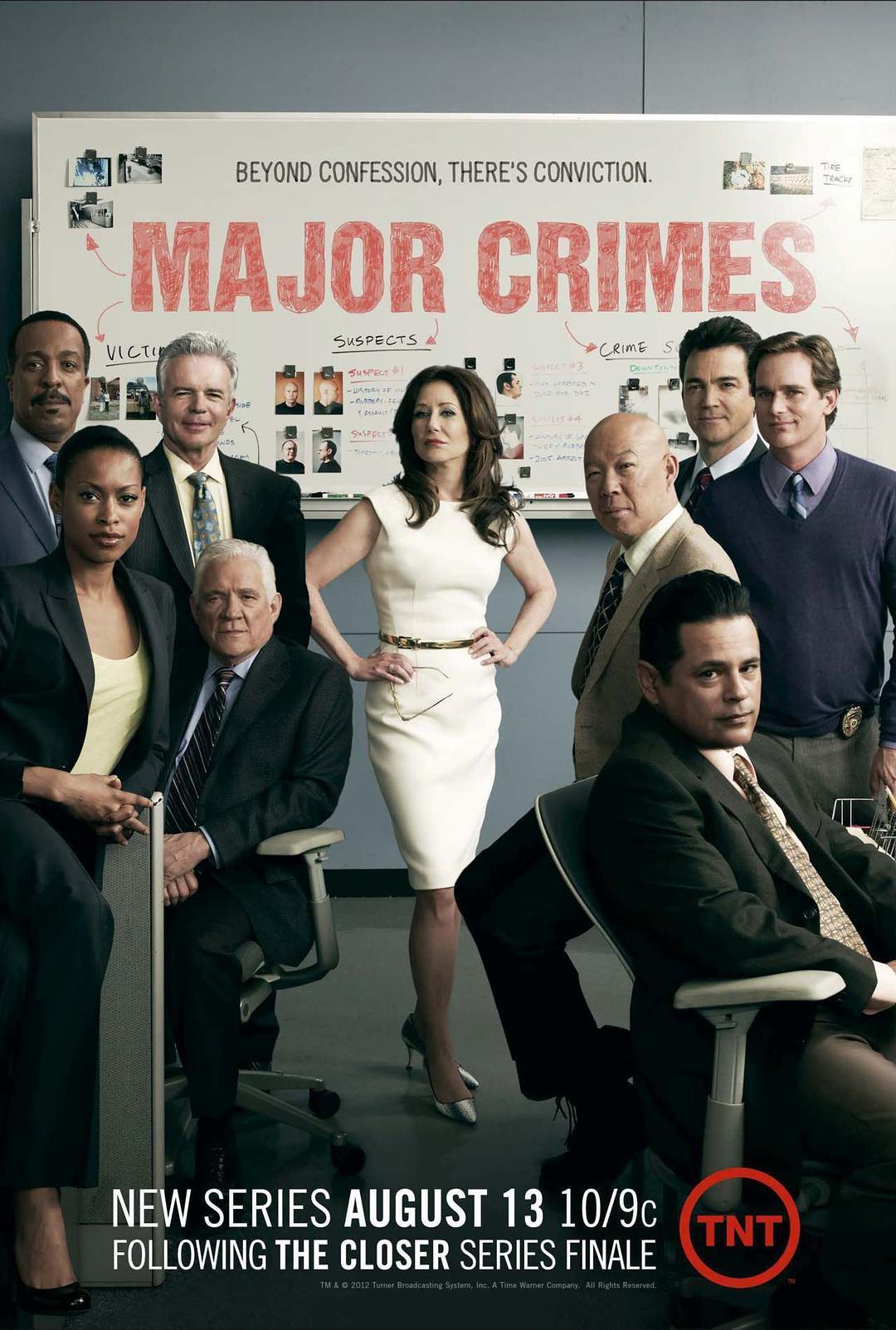 Major Crimes Season 1