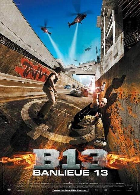 2004高分动作犯罪《暴力街区/B13区》BD720P.高清中字