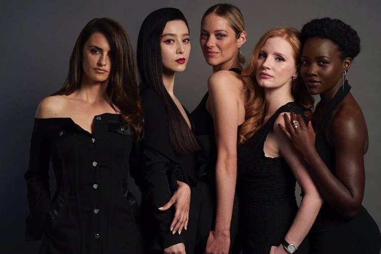 外媒曝范冰冰确定复出,将与4位好莱坞女星回归动作大片  第2张