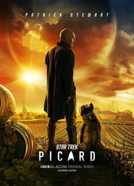 2020年美国欧美剧《星际迷航:皮卡德第一季》全10集