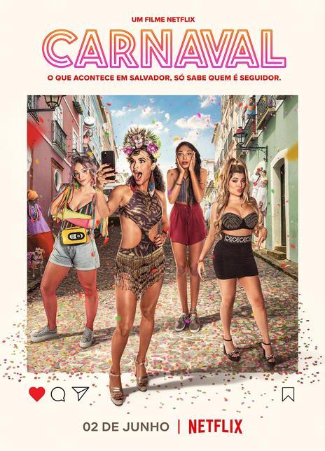 姐妹狂欢行 2021巴西喜剧 HD1080P.高清下载